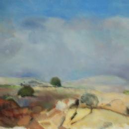 Galil, 40x50, Oil on Canvas, 2008