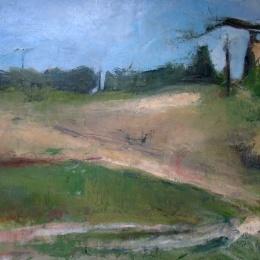Italy, 25x20, Oil on canvas, 2010