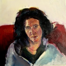 Shoham ,23X21 ,Oil on canvas, 2011
