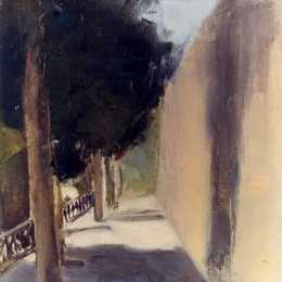 Taielet, 30x26, Oil on canvas, 2003)