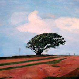 The Studio, 90x101, Oil on Canvas, 2003